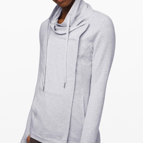 lululemon athletica Jackets & Blazers - Lululemon easy wrap gray